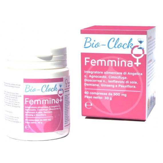Femmina + - Bioclock