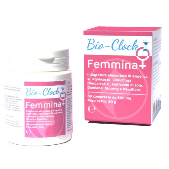 Femmina - menses retrieval - menopause disorder