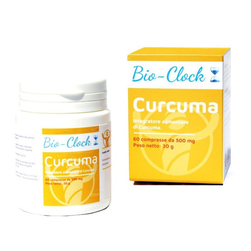 Curcuma - Antiossidante e Antidolorifico naturale