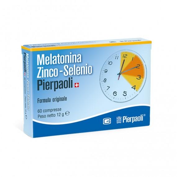 Melatonin Zink-Selenium Pierpaoli