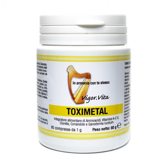 TOXIMETAL- DETOX - Eliminates toxins and purified!