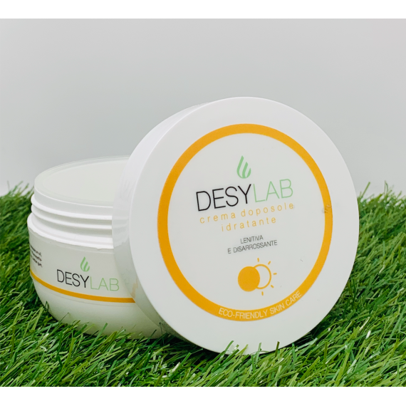 AFTERSUN CREAM: MOISTURIZING AFTER-SUN CREAM and DISMANTLING by DESYLAB