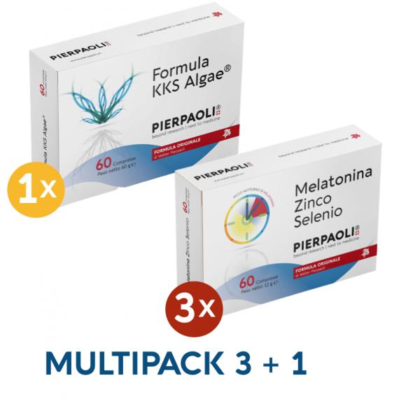 melatonina pierpaoli offerta - Formula KKS ALGA Pierpaoli + Melatonina Zn-Se Dr.Pierpaoli