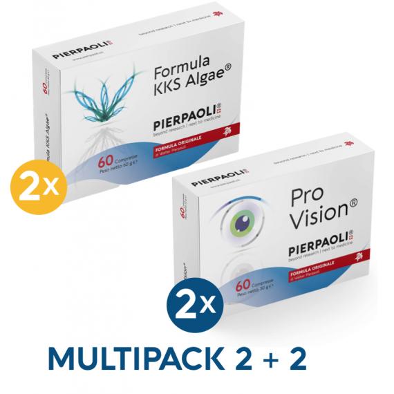 2-ProVision® Pierpaoli + 2-Formula KKS Alga